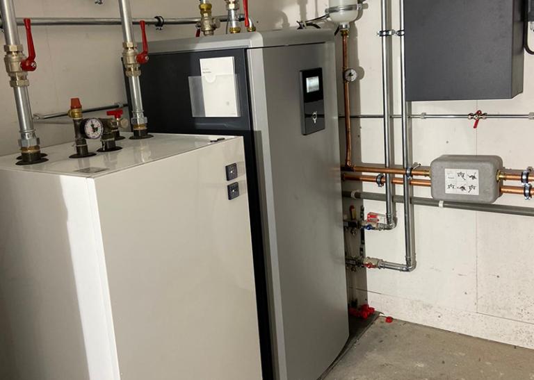 Woonhuis te Oosterhout Atlas 18 met 500 liter boiler (Primeur)